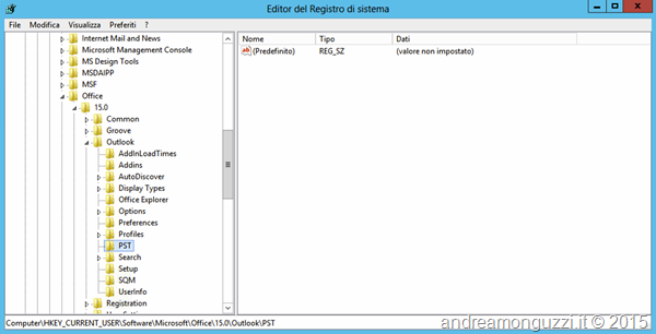 Outlook PST superiore ai 50GB